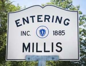 Entering Millis Sign